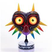 ZELDA FIGURINE MAJORA'S MASK COLLECTOR 30CM