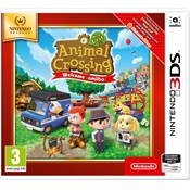 ANIMAL CROSSING NEW LEAF WELCOME AMIIBO - 3DS select
