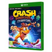 CRASH BANDICOOT 4 IT'S ABOUT TIME - XBOX ONE