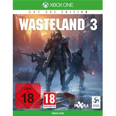 WASTELAND 3 - XBOX ONE d one