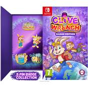 CLIVE 'N' WRENCH BADGE EDITION - SWITCH