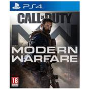 CALL OF DUTY MODERN WARFARE 4 - PS4