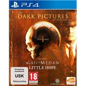DARK PICTURES V1 DELUXE - PS4