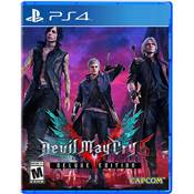 DEVIL MAY CRY 5 DELUXE STEELBOX - PS4