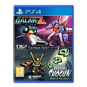 GALAK-Z THE VOID & SKULLS OF THE SHOGUN BONAFIDE PLATINUM - PS4