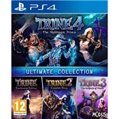 TRINE 4 THE ULTIMATE COLLECTION (1A4) - PS4