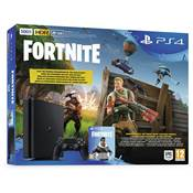 CONSOLE PS4 500GO SLIM F BLACK FORTNITE / 3 - PS4