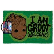MARVEL DOOR MAT GROOT