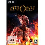 AGONY - PC CD