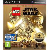 LEGO STAR WARS REVEIL DE LA FORCE DELUXE - PS3 nv prix
