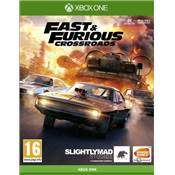 FAST & FURIOUS CROSSROADS - XBOX ONE nv prix