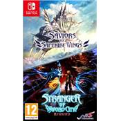 SAVIORS OF SAPPHIRE WINGS STRANGER OF SWORD CITY REVISITED - SWITCH