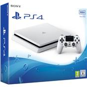 CONSOLE PS4 500GO SLIM F BLANCHE / 3 - PS4 nv chassis
