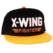 STAR WARS CASQUETTE X WINGS FIGHTER