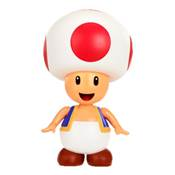 TOAD FIGURINE RED W/12