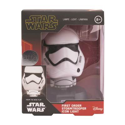 DISNEY ICON LIGHT STORMTROOPER PREMIER ORDRE