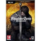 KINGDOM COME DELIVERANCE EDITION SPECIALE - PC CD