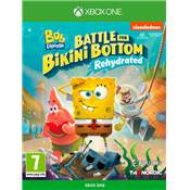 BOB L'EPONGE SQUAREPANTS: BATTLE FOR BIKINI BOTTOM - REHYDRATED - XBO