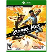 COBRA KAI THE KARATE KID SAGA CONTINUES - XBOX ONE