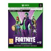 FORTNITE PACK DERNIER RIRE - XBOX ONE / SERIES