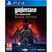WOLFENSTEIN 2 YOUNGBLOOD DELUXE EDITION - PS4