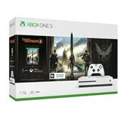CONSOLE XBOX ONE S 1To THE DIVISION 2 - XBOX ONE