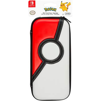 HOUSSE DE VOYAGE PDP SWITCH SLIM - POKE BALL EDITION (EU)