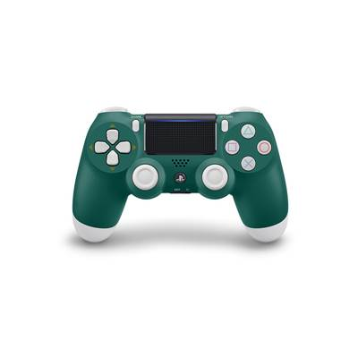 MANETTE DUAL SHOCK ALPINE GREEN - PS4