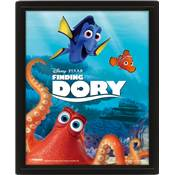 DORY CADRE 3D LENTICULAIRE FINDING DORY CHARACTERS /2
