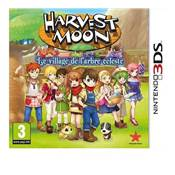 HARVEST MOON LE VILLAGE DE L'ARBRE CELESTE - 3DS