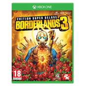 BORDERLANDS 3 SUPER DELUXE - XBOX ONE