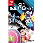 CARTOON NETWORK BATTLE CRASHER - SWITCH