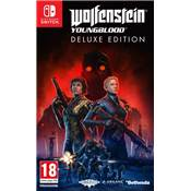 WOLFENSTEIN 2 YOUNGBLOOD DELUXE EDITION - SWITCH