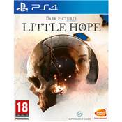 DARK PICTURES LITTLE HOPE - PS4