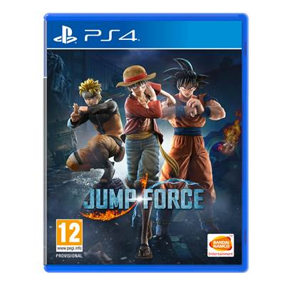 JUMP FORCE - PS4 AA