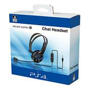 CASQUE CHAT HEADSET EPS4014 /12 - PS4 nvelle ref