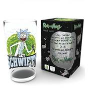 RICK AND MORTY VERRE GET SCHWIFTY