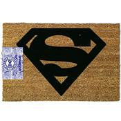 SUPERMAN DOOR MAT LOGO