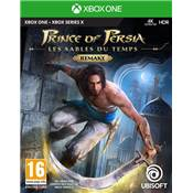 PRINCE OF PERSIA : LES SABLES DU TEMPS REMAKE - XBOX ONE / SERIES