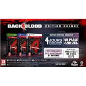 BACK 4 BLOOD DELUXE - PS4