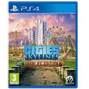 CITIES SKYLINES PARK LIFE EDITION - PS4