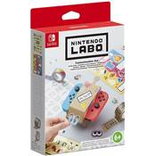 LABO NINTENDO ENSEMBLE DE  PERSONNALISATION - SWITCH