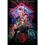 STRANGER THINGS MAXI POSTER SUMMER OF 85