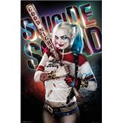 POSTER 111 SUICIDE SQUAD HARLEY QUINN GOOD NIGHT MAXI POSTER 61x91.5c