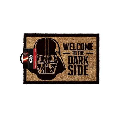 STAR WARS DOOR MAT DARK VADOR DARK SIDE
