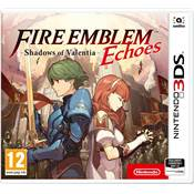FIRE EMBLEM ECHOES SHADOWS OF VALENTIA - 3DS
