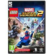 LEGO MARVEL SUPER HEROES 2 - PC CD
