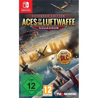 ACES OF THE LUFTWAFFE SQUADRON - SWITCH
