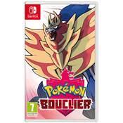 POKEMON BOUCLIER - SWITCH