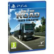 ON THE ROAD TRUCK SIMULATOR - PS4